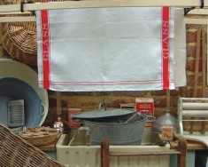 Washing & drying