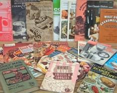 Magazine & TV recipe booklets