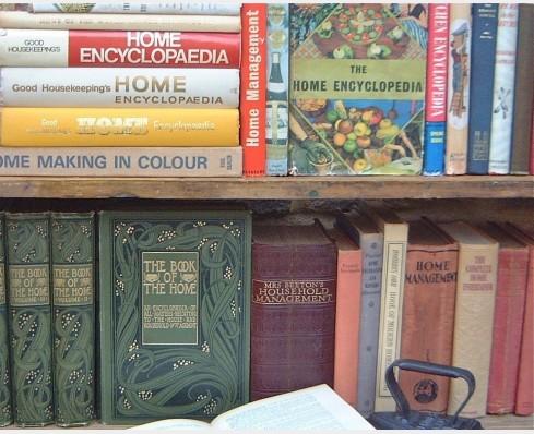 Household management books