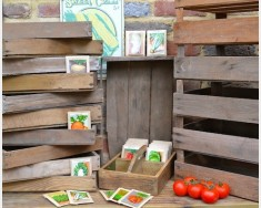 Seed trays & vegetable boxes