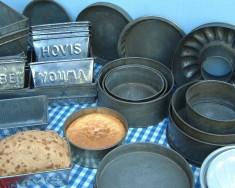 Cake & loaf tins