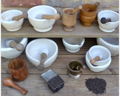 Pestles & mortars