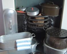 Fish kettles & egg poachers