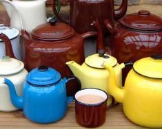 Teapots & tea cans