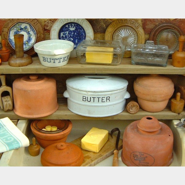 Butter Dishes Bowls Amp Knives The Vintage Kitchen Store