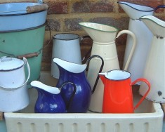 Pitchers & pails