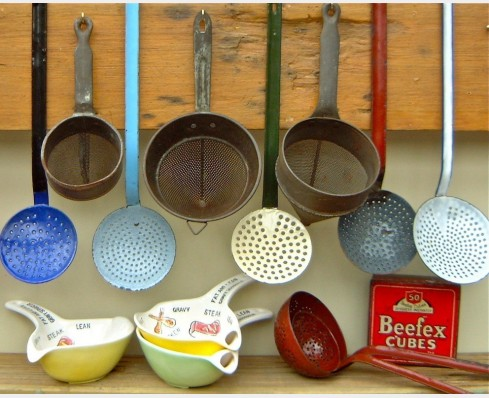Strainers Amp Seperators The Vintage Kitchen Store