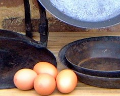 Frying pans & skillets