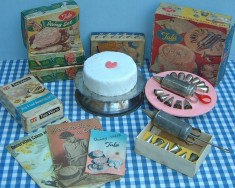 Icing sets & turntables