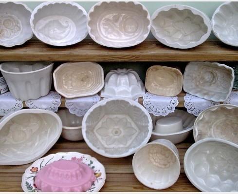 Ceramic Moulds The Vintage Kitchen Store