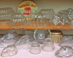 Glass moulds