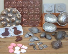 Sweet & chocolate moulds