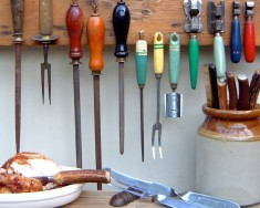 Carving knives, forks & sharpeners